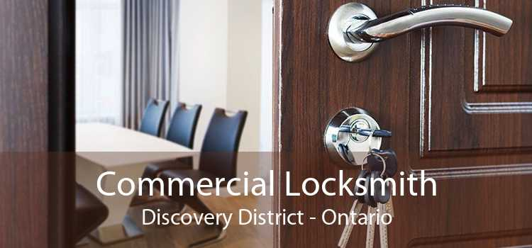 Commercial Locksmith Discovery District - Ontario