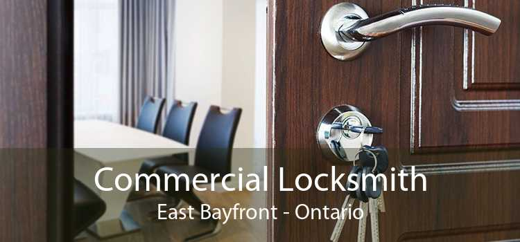 Commercial Locksmith East Bayfront - Ontario