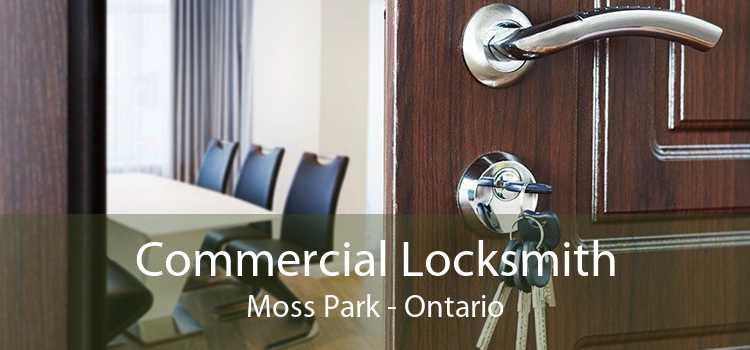 Commercial Locksmith Moss Park - Ontario