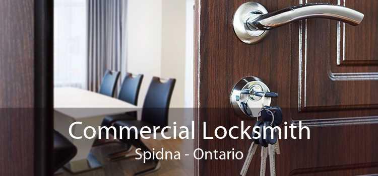 Commercial Locksmith Spidna - Ontario