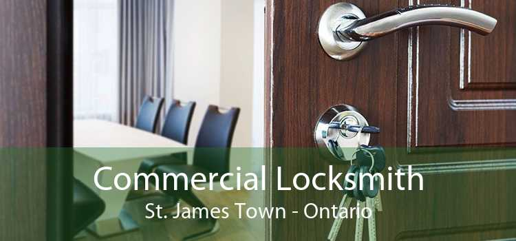 Commercial Locksmith St. James Town - Ontario