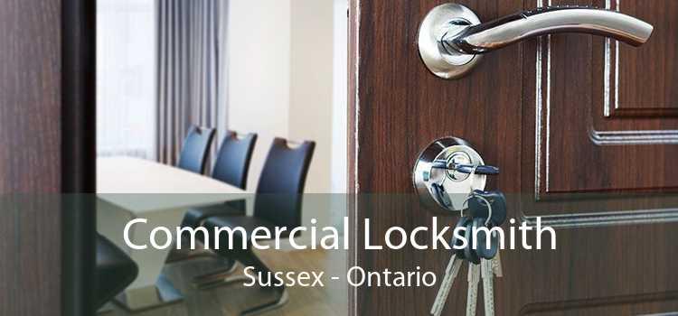 Commercial Locksmith Sussex - Ontario