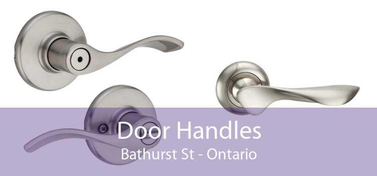 Door Handles Bathurst St - Ontario