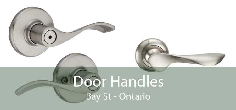 Door Handles Bay St - Ontario