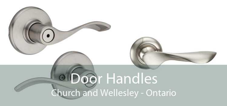Door Handles Church and Wellesley - Ontario