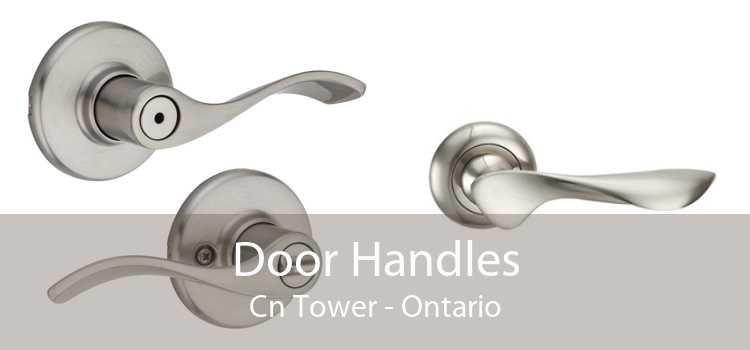 Door Handles Cn Tower - Ontario