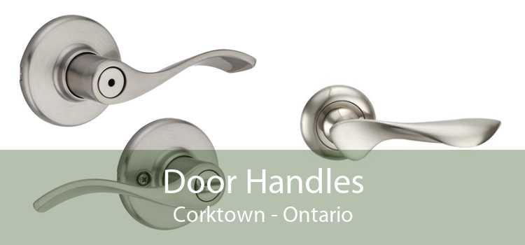 Door Handles Corktown - Ontario