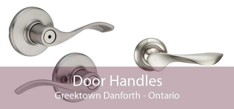 Door Handles Greektown Danforth - Ontario