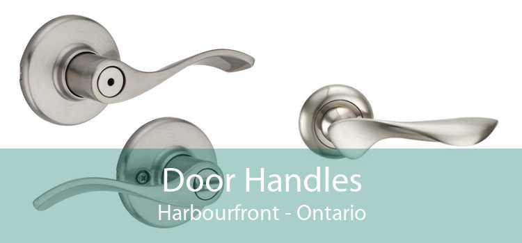 Door Handles Harbourfront - Ontario