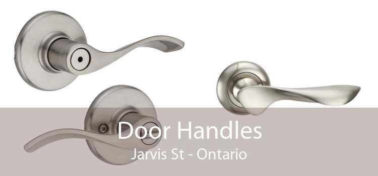Door Handles Jarvis St - Ontario