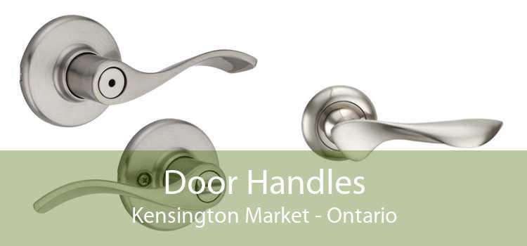 Door Handles Kensington Market - Ontario