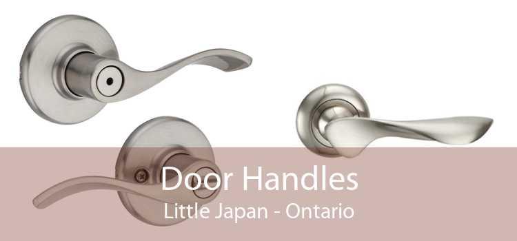 Door Handles Little Japan - Ontario