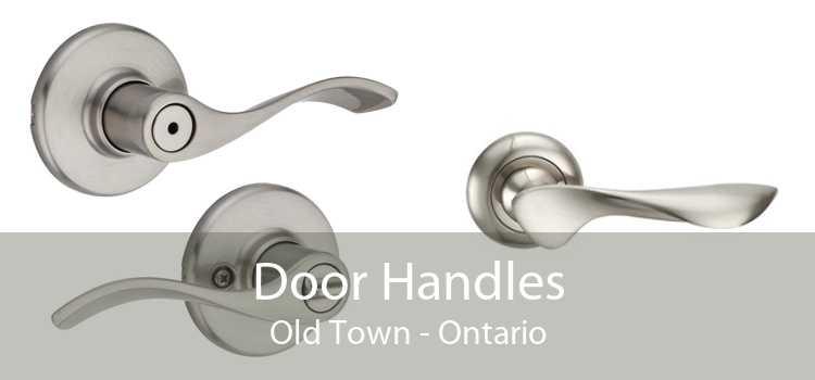 Door Handles Old Town - Ontario