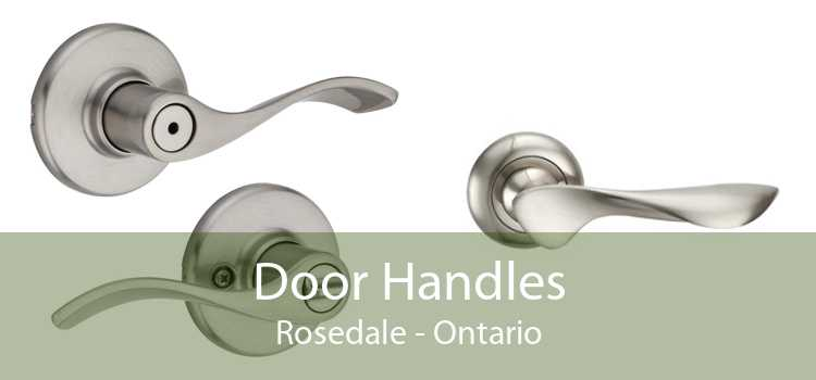 Door Handles Rosedale - Ontario