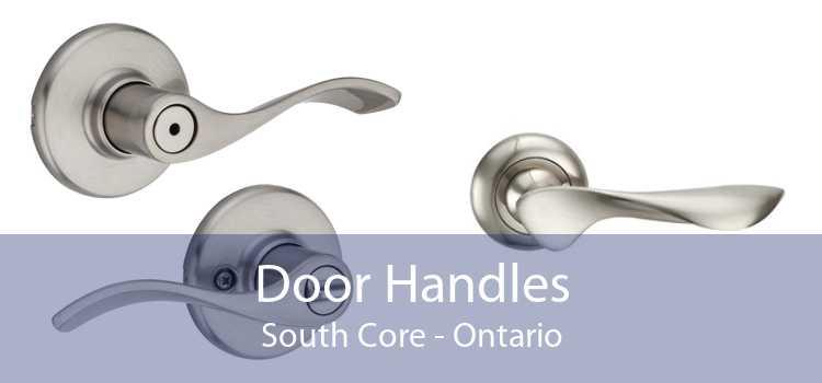 Door Handles South Core - Ontario