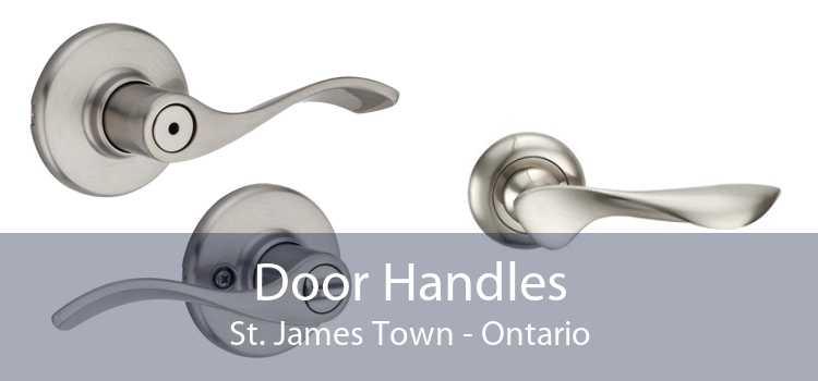 Door Handles St. James Town - Ontario