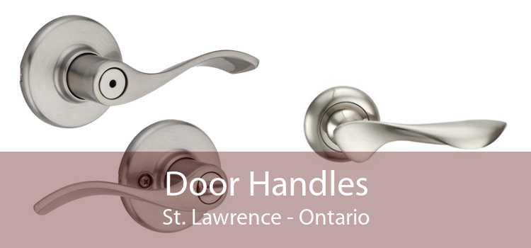 Door Handles St. Lawrence - Ontario