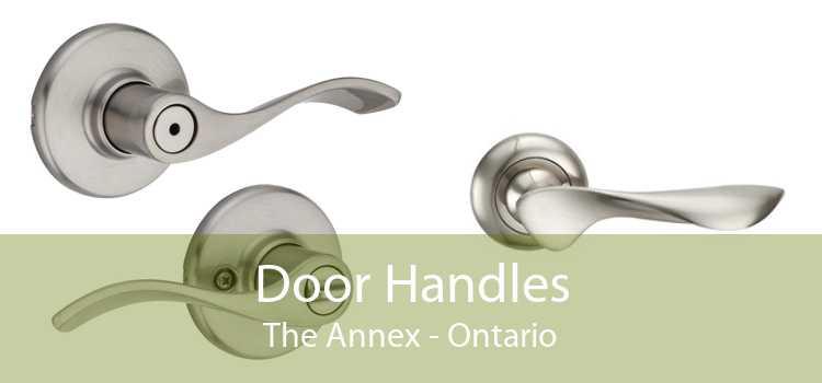 Door Handles The Annex - Ontario