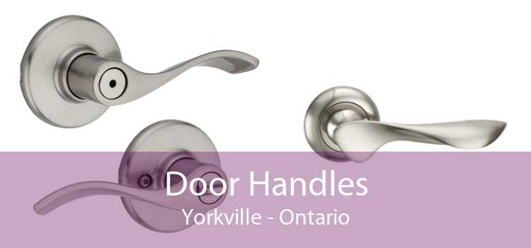 Door Handles Yorkville - Ontario