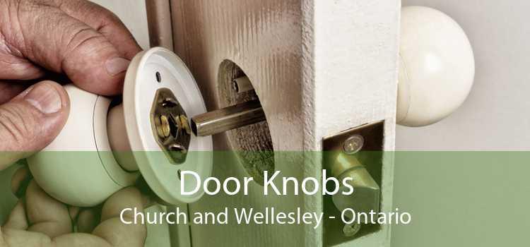 Door Knobs Church and Wellesley - Ontario
