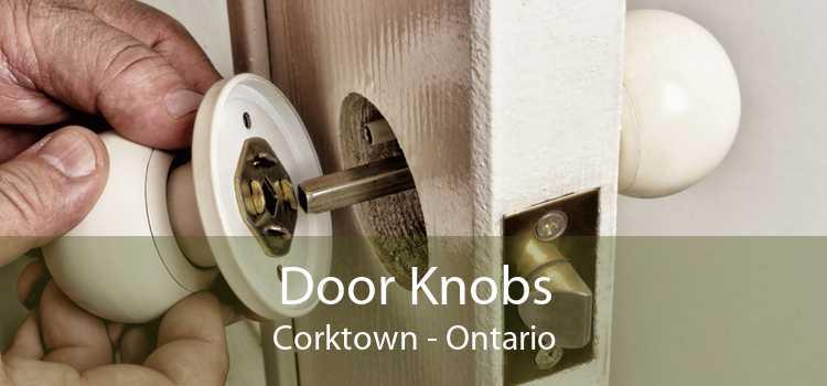 Door Knobs Corktown - Ontario