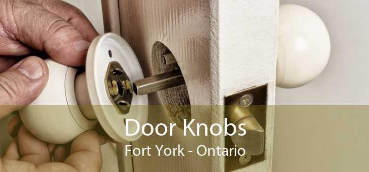 Door Knobs Fort York - Ontario