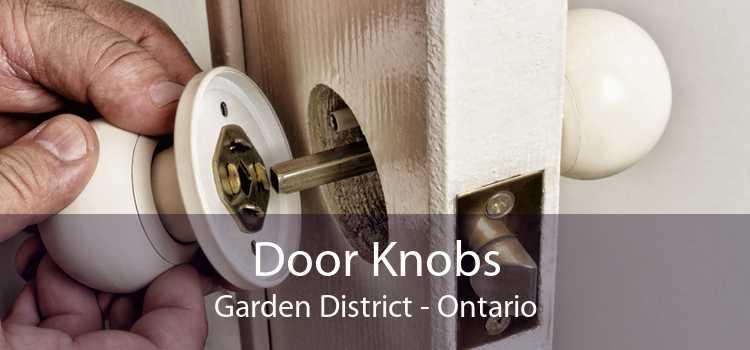 Door Knobs Garden District - Ontario