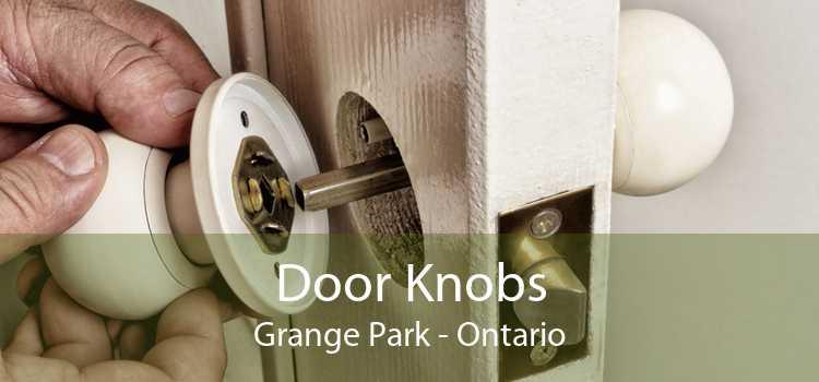 Door Knobs Grange Park - Ontario