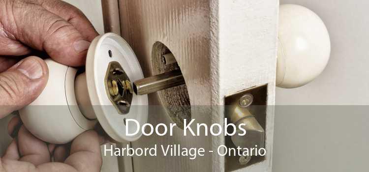 Door Knobs Harbord Village - Ontario