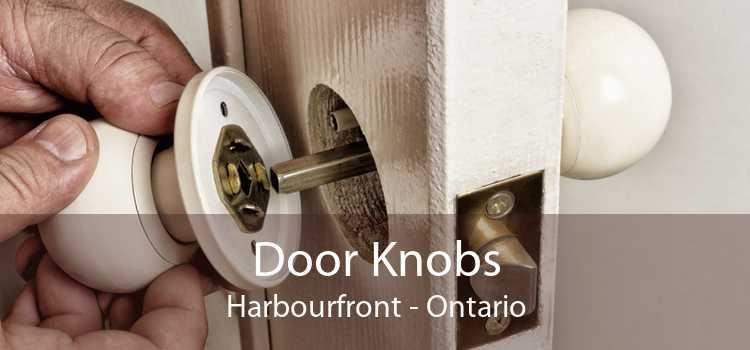 Door Knobs Harbourfront - Ontario