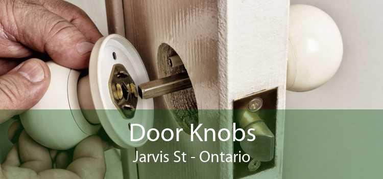 Door Knobs Jarvis St - Ontario