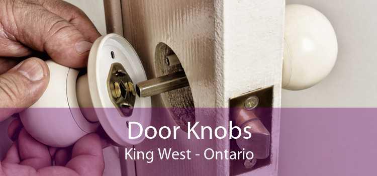 Door Knobs King West - Ontario