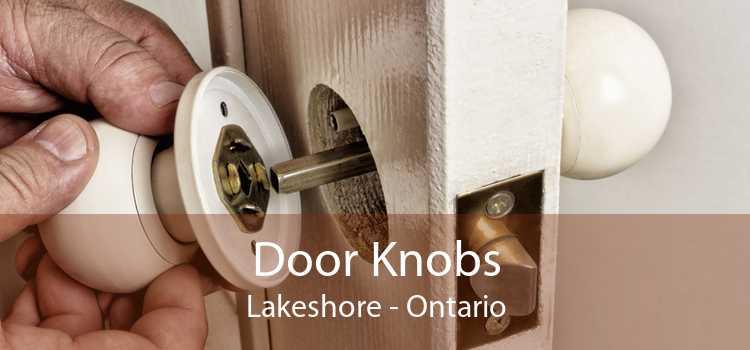 Door Knobs Lakeshore - Ontario