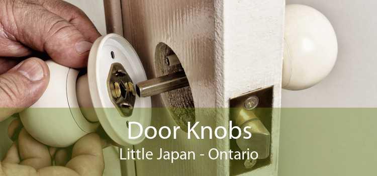 Door Knobs Little Japan - Ontario