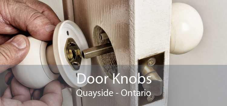 Door Knobs Quayside - Ontario