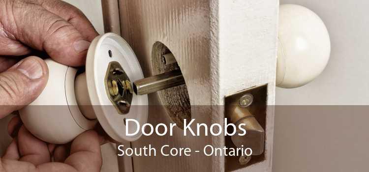 Door Knobs South Core - Ontario
