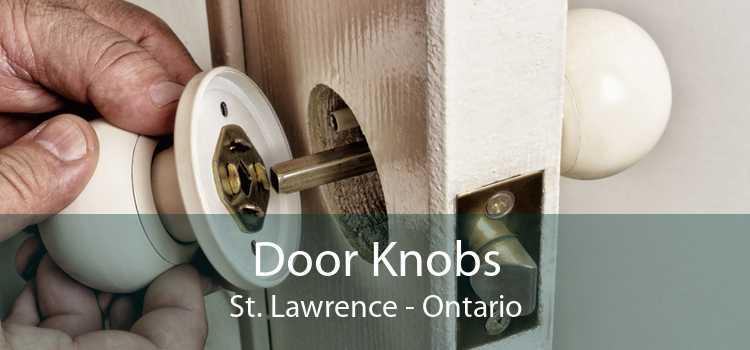 Door Knobs St. Lawrence - Ontario