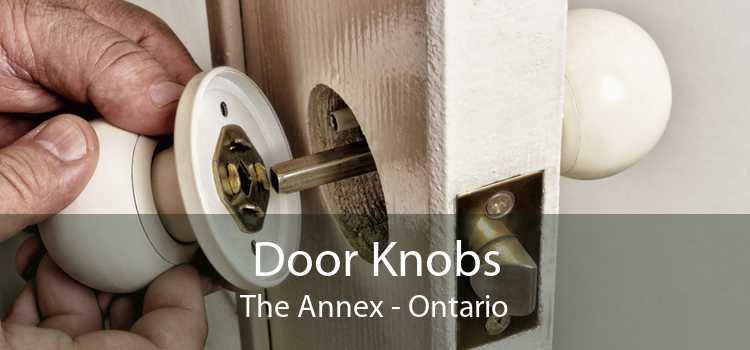 Door Knobs The Annex - Ontario