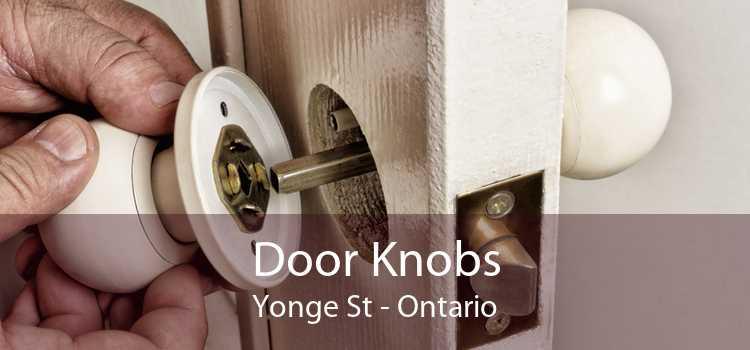 Door Knobs Yonge St - Ontario