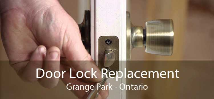 Door Lock Replacement Grange Park - Ontario