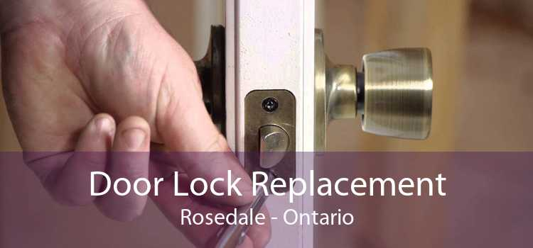 Door Lock Replacement Rosedale - Ontario