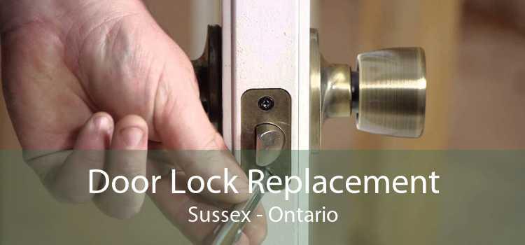 Door Lock Replacement Sussex - Ontario
