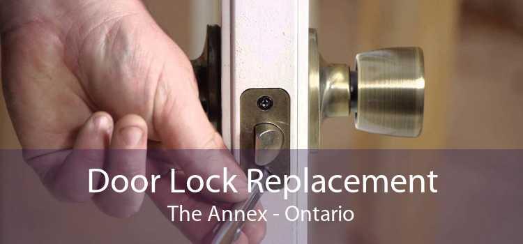Door Lock Replacement The Annex - Ontario