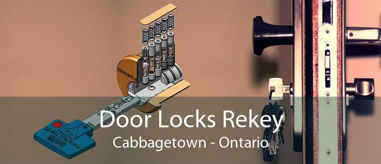 Door Locks Rekey Cabbagetown - Ontario