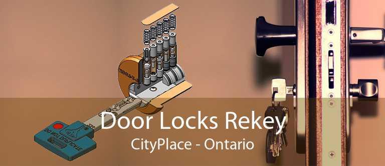 Door Locks Rekey CityPlace - Ontario