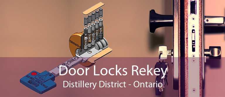 Door Locks Rekey Distillery District - Ontario