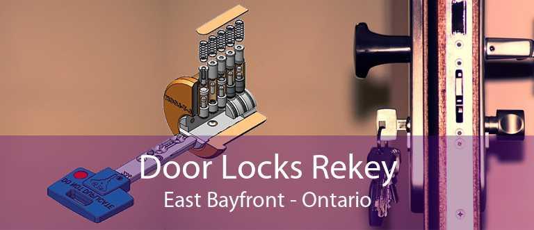 Door Locks Rekey East Bayfront - Ontario