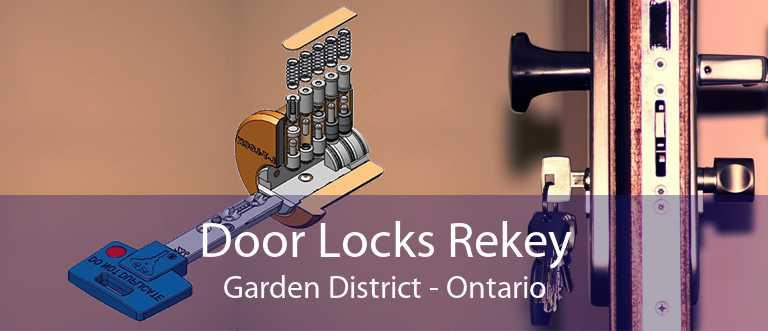 Door Locks Rekey Garden District - Ontario