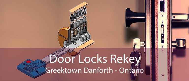 Door Locks Rekey Greektown Danforth - Ontario