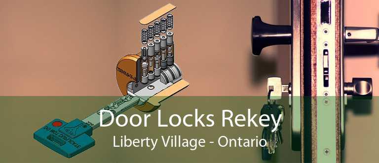 Door Locks Rekey Liberty Village - Ontario